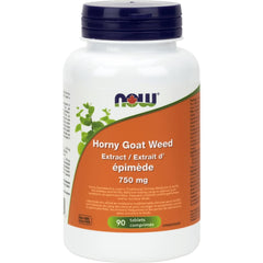 Horny Goat Weed 750mg 90 Tablets
