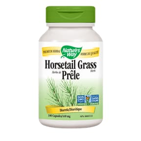 Horsetail Grass 440mg 100 Caps - Herbs