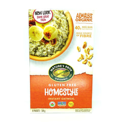 Hot Oatmeal Home Style 320g