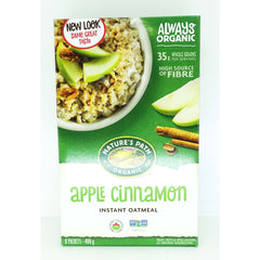 Hot Oatmeal Instant Apple and Cinnamon 400g