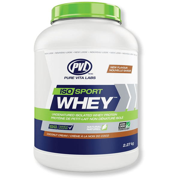 Iso Sport Whey Rich Chocolate 908g - WHEY PROTEIN