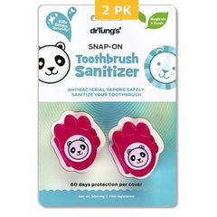 Kids Snap On Toothbrush Sanitizer