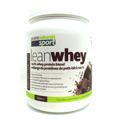 LeanWhey Protein Chocolate 454g