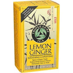 Lemon Ginger 20 Tea Bags