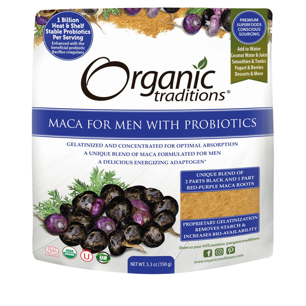Maca For Men Probiotics 150g - Maca