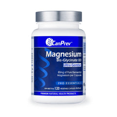 Magnesium Bis Glycinate Ultra Gentle 120 Veggie Caps