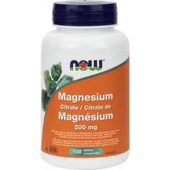Magnesium Citrate 200mg 250 Tablets