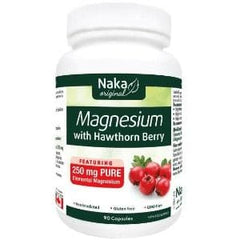 Magnesium with Hawthorn Berry 200 Caps