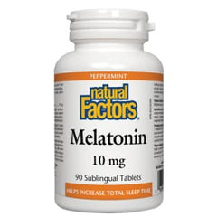 Melatonin 10mg Sublingual 90 Tablets