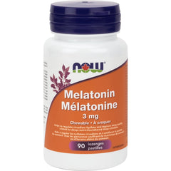 Melatonin 3mg Chewable 90loz