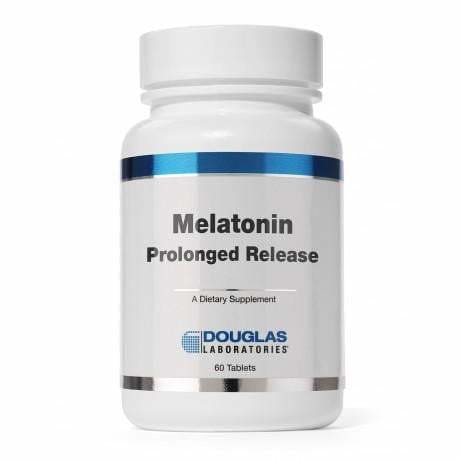 Melatonin P.R. 3Mg 60 Tablets - Douglas Lab