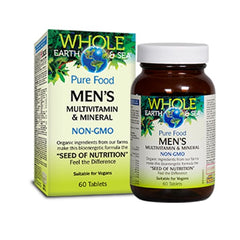 Mens Multi and Mineral 60 Tablets