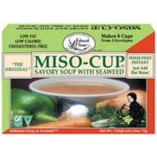 Miso Cup Sea Weed Miso Soup 20g - Soups