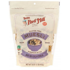 Muesil Hot Cold Cereal Gluten Free 453g
