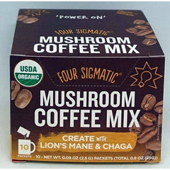 Mushroom Coffee Chaga and Lions Mane