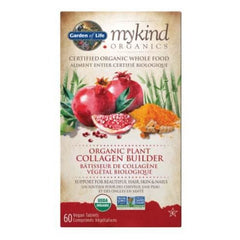 Mykind Collagen Builder Organic 60 Tablets