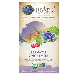 Mykind Prenatal Once Day 30 Tablets