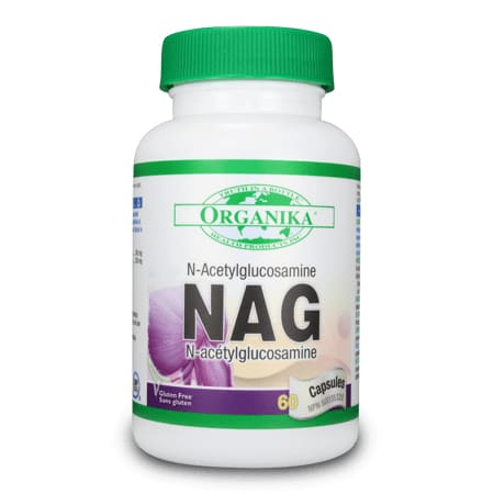 NAG 60 Caps - Joint Formula
