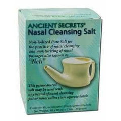 Nasal Cleansing Salt 80g * 40 Packets