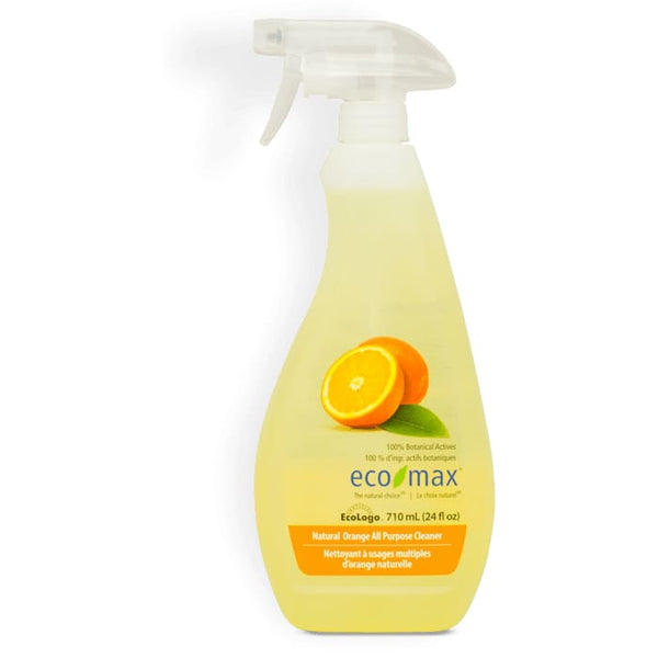 Natural Orange All Purpose Cleaner 710mL - HouseCleaning