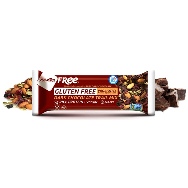 Nugo Free Trail Mix Bar 45g - Bars
