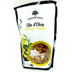 Olio d Olive Almonds 550ml