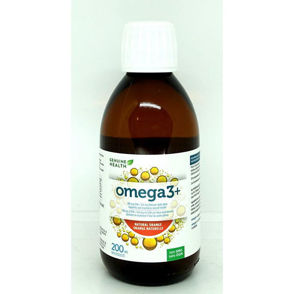 Omega3 Orange 200mL - Fish Oil