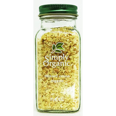 Onion Minced Organic 79g