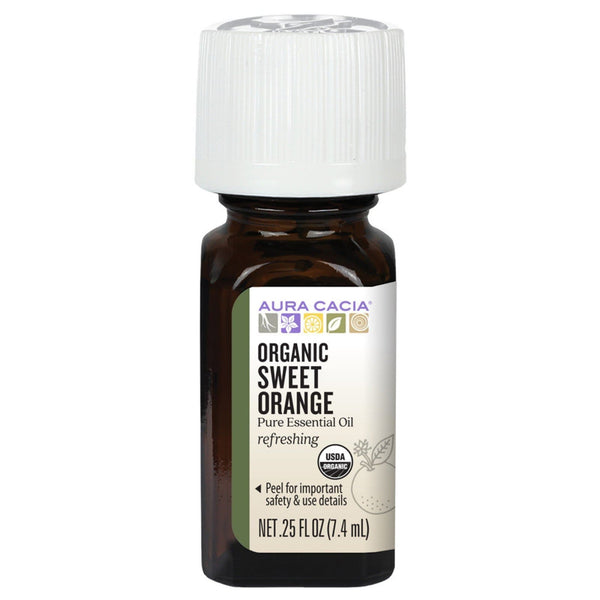 Orange Sweet Organic 7.4ml - EssentialOil