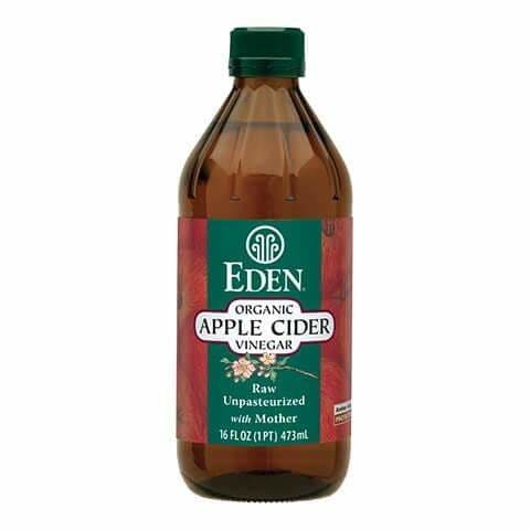 Organic Apple Cider Vinegar 473mL - Vinegar