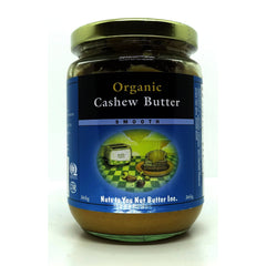 Organic Cashew Butter Smooth 350g