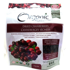 Organic Dried Cranberries 113g
