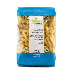 Organic Durum Wheat Fusilli 500g