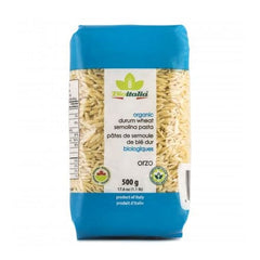 Organic Durum Wheat Orzo 500g