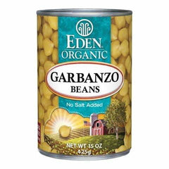 Organic Garbanzo Beans 398mL