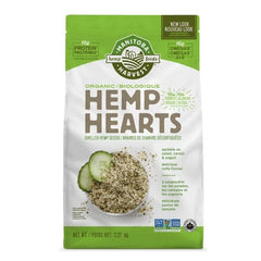 Organic Hemp Hearts Raw Shelled 2.27kg