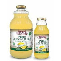 Organic Lemon juice 370mL