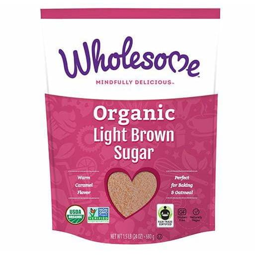 Organic Light Brown Sugar 680g - Sweetener