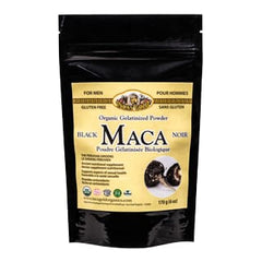 Organic Maca Black Powder 170g