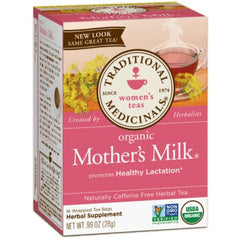 Organic Mothers Milk Tea 20 Tea Bags