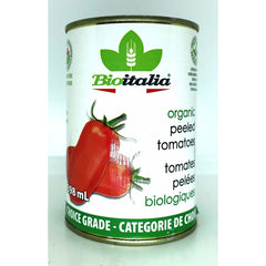 Organic Peeled Tomatoes 398ml