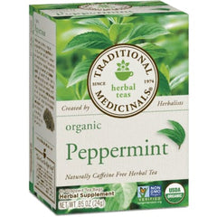 Organic Peppermint 20 Bags