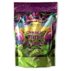 Organic Pitted Prunes 340g