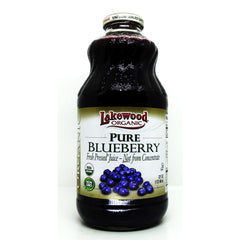 Organic Pure Blueberry 946mL