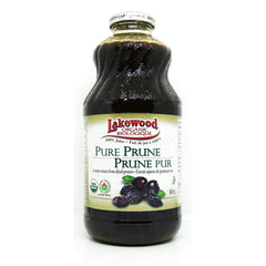 Organic Pure Prune 946mL