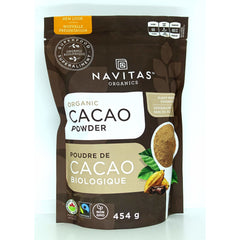 Organic Raw Cacao Powder 454g
