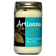 Organic Raw Coconut Butter 397g