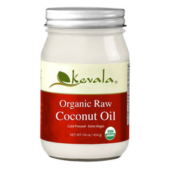 Organic Raw Coconut Oil 454g