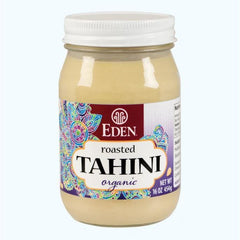 Organic Roasted Tahini 454g