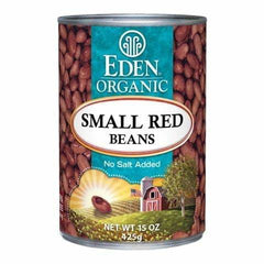 Organic Small Red Beans 398mL